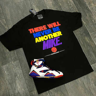 Shirt to match Jordan Retro 7 Sweater Nothing but Net. Another Mike Tee