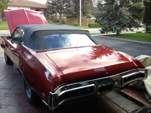1971 Buick Skylark Convertible (Trades Excepted)