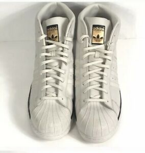 Adidas-Pro-Model-Sneakers-Size-20-Taupe-Men-s
