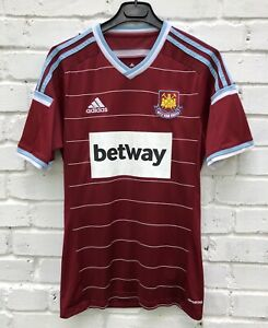 FC WEST HAM UNITED 2014\2015 HOME FOOTBALL JERSEY CAMISETA ...