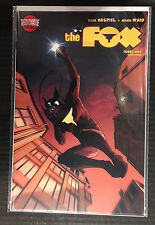 The Fox #1 Fiona Staples Variant NM- 1st Print Red Circle Comics