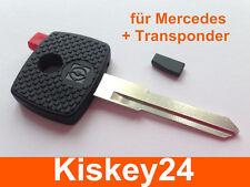 Schlüssel Rohling mit Transponder für Mercedes Vito & Sprinter