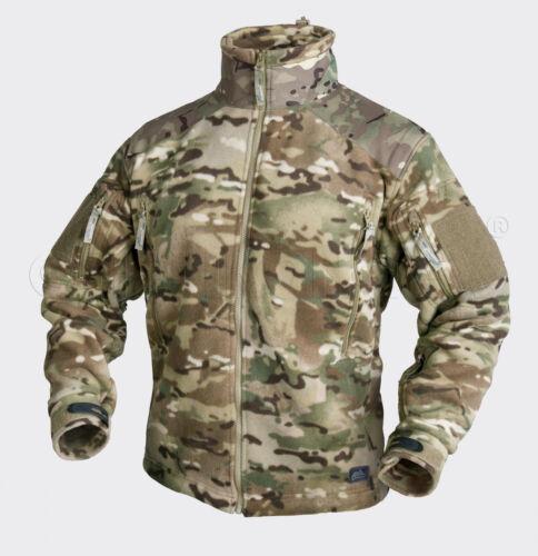 HELIKON TEX LIBERTY Heavy Fleece Jacket Outdoor Veste CAMOGROM XL XLARGE