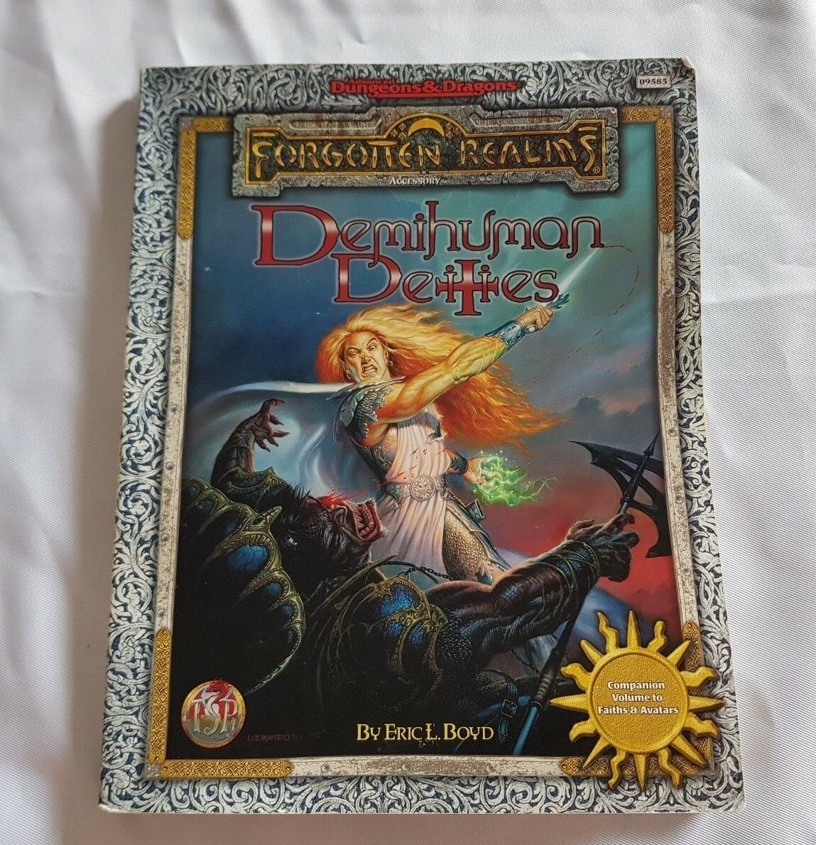 Dungeons & dragons - forgotten realms - demihuman gottheiten