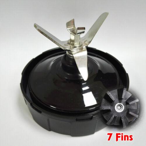 Replacement Extractor Blade 7 fins For Nutri Ninja Blender Juicer 900W BL450 30