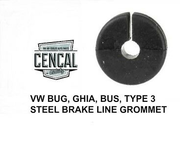 VW AirCooled Beetle Ghia /& Bus Brake Line Grommet 8pcs Prt# VRD294 Volkswagen