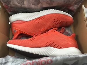 eafcfa708 Adidas Men s Alphabounce Em M Blaze Orange Running Shoes Size 12 ...