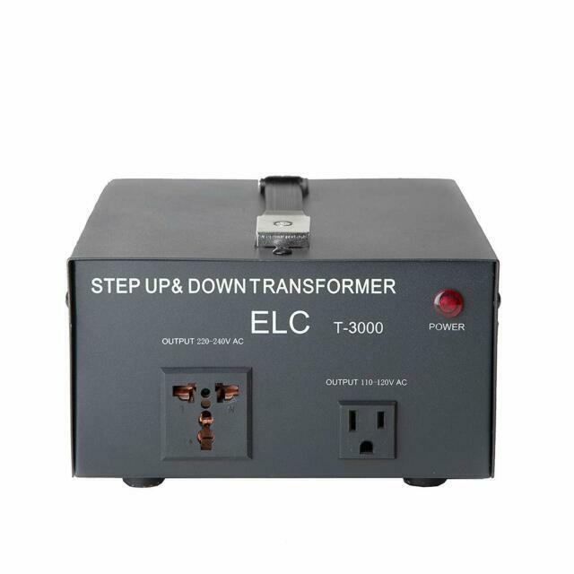 2000 watt power voltage converter transformer step