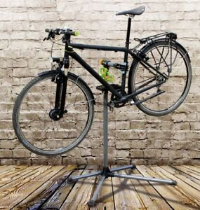 Fahrrad-Stander-Prasentationsstander-Montagestander-Hohe-105-145-cm
