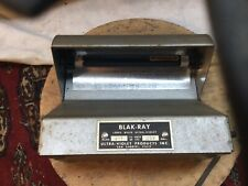 Ultra Violet Long Wave Lamp Blak Ray Model A 7 Wall Mount 158 A See Pics