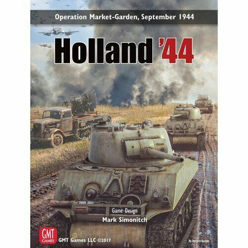 Holland '44  Operation Market-Garden, New By Gmt, English