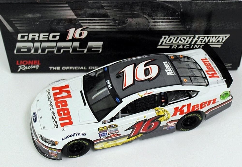 Ford NASCAR 2016  Kleen products  greg Biffle - 1 24 lim. ed.