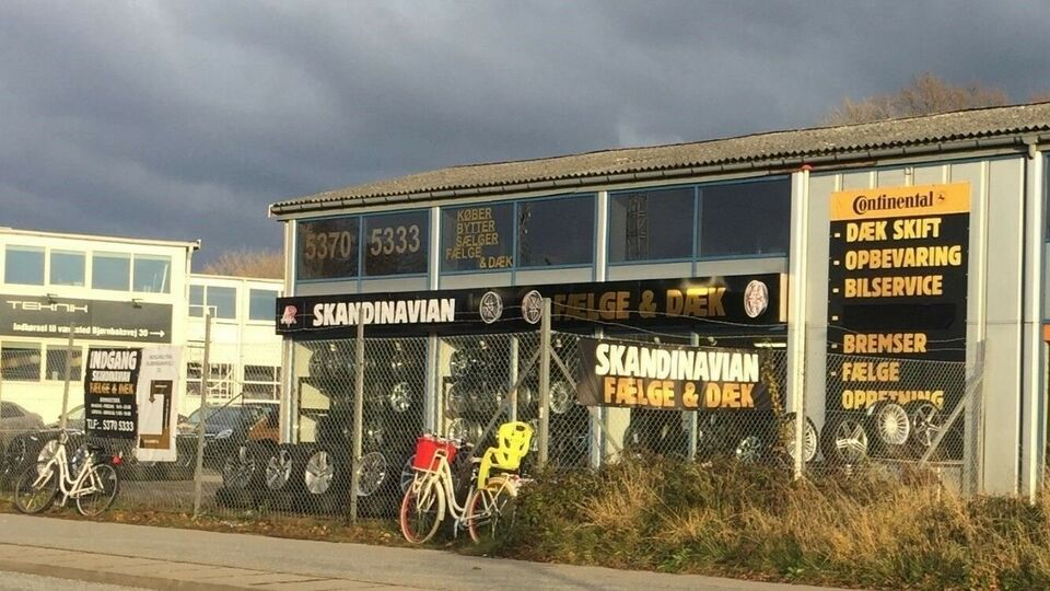 Sommerdæk, Continental, / 265 / 40 R20