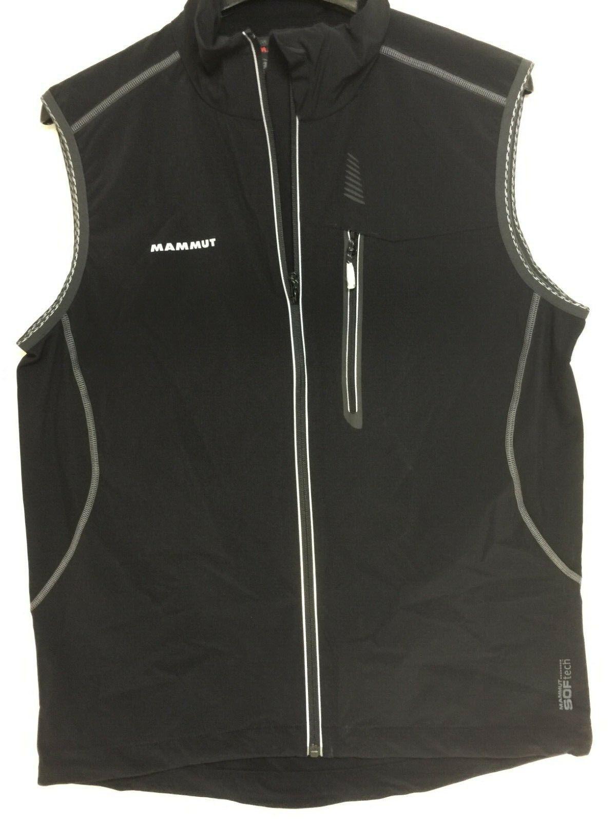 Mammut Aenergy Vest - Men's New Softech NEW NWT Size L Large