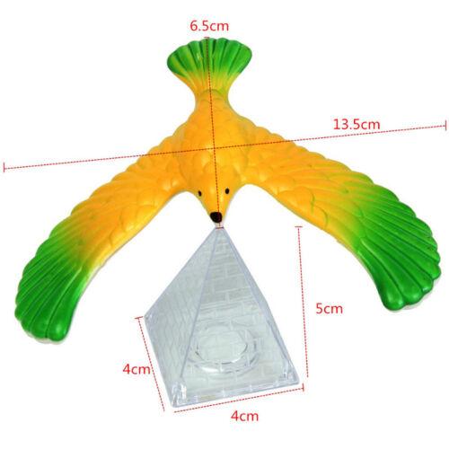 Magic Balancing Bird Science Desk Toy Novelty Fun Children Learning JDUK