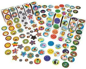 Fun-Express-Super-Sticker-Assortment-1000-Stickers