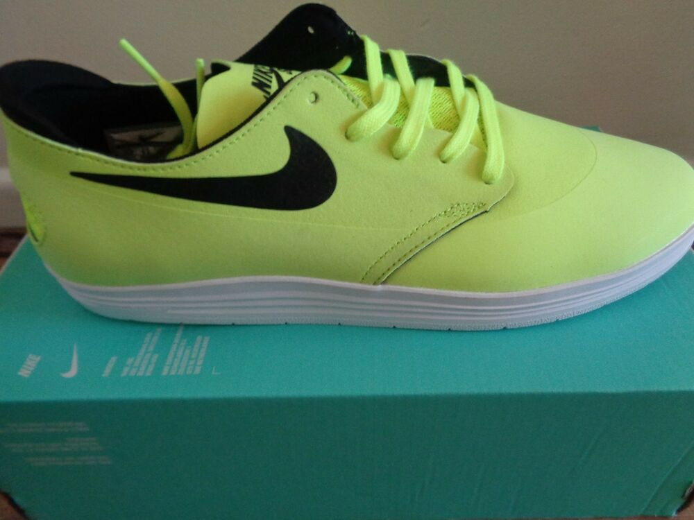 Nike SB Lunar oneshot entrainement baskets 631044 700 uk 8.5 eu 43 us 9.5 new-