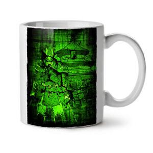 Fantasy Japanese NEW White Tea Coffee Mug 11 oz | Wellcoda