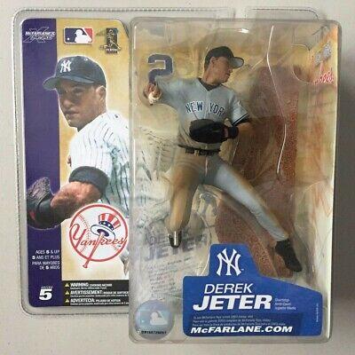 McFarlane Mlb 27-Derek Jeter avec New York Yankees