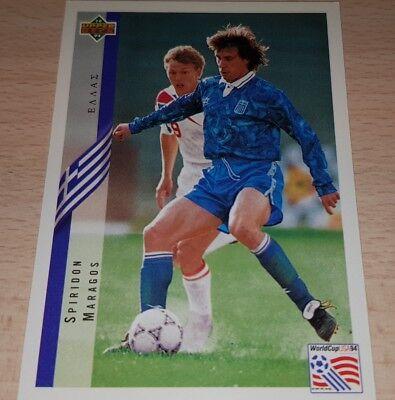 275 WC USA /'94 Panini 1994 HELLAS -New Figurina-Sticker n MARAGOS