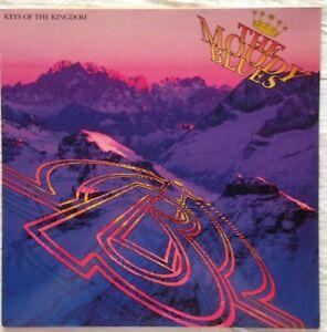 THE-MOODY-BLUES-Unplayed-1991-12-034-Vinyl-LP-Keys-Of-The-Kingdom-8495581-NL