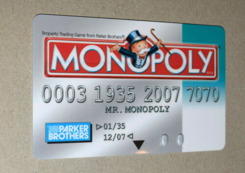 Monopoly Electronic Banking Edition Board Game Replacement Parts /& Pieces 2006
