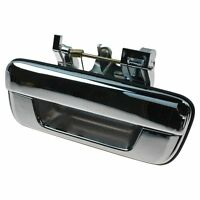 Tailgate Tail Gate Handle Chrome For 04-12 Chevy Colorado Gmc Canyon on sale