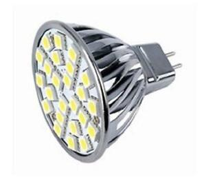 mr16 led cool white 120v bi pin gx5 3 g5 3 base light bulb smd5050 chip ebay. Black Bedroom Furniture Sets. Home Design Ideas
