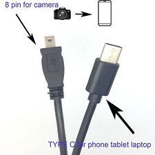 Cámara Digital Olympus FE-3010//FE-4000//FE-5000//FE-5010//FE-502 Cable USB