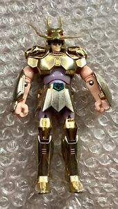 Bandai-Japan-Saint-Seiya-Vintage-Bronze-Dragon-Shiryu-Memorial-Gold-Loose