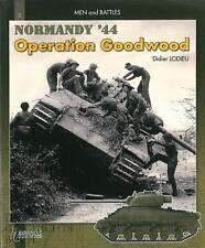 Lodieu: Normandy 44 - Operation Goodwood, 11. britische Panzerdivision Buch