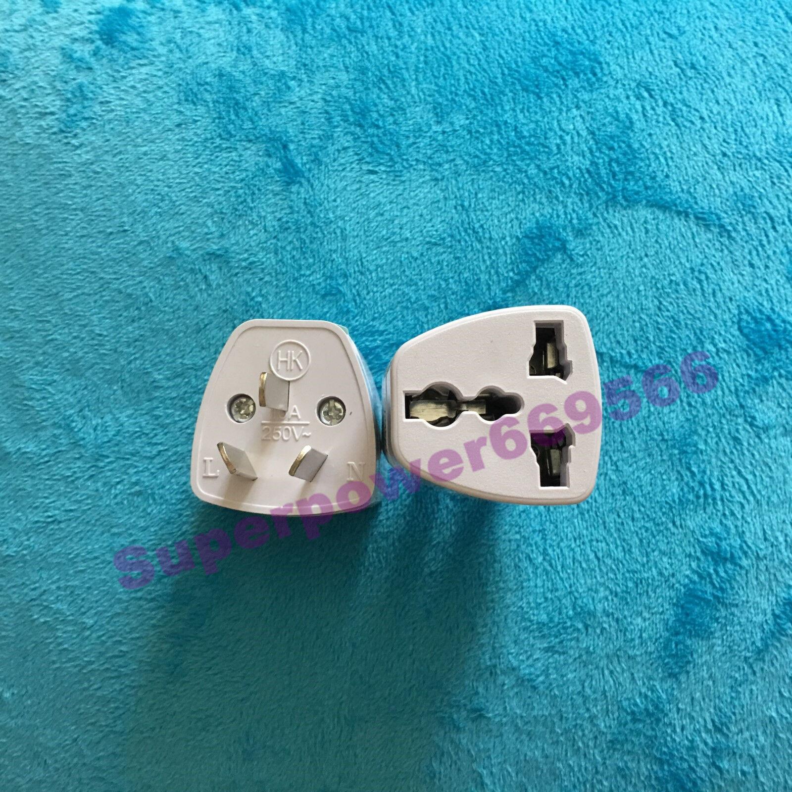 1pc EUROPE US UK BRITISH To 3 pin AUSTRALIA AU travel adaptor plug converter