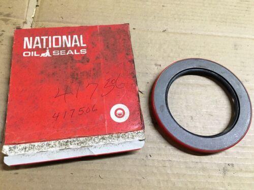 New Nationals Oil Seals Multipurpose Seal 417506