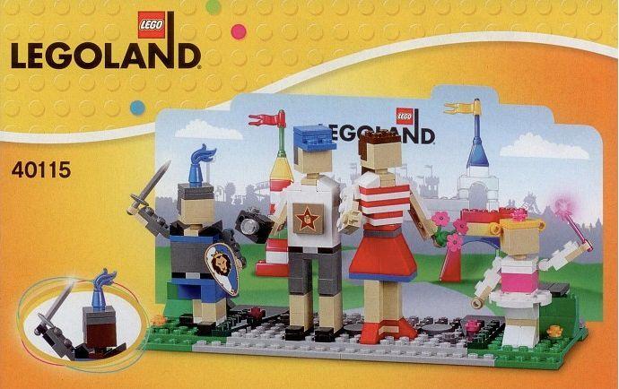 LEGO® 40115 LEGOLAND NEU OVP NEW MISB NRFB