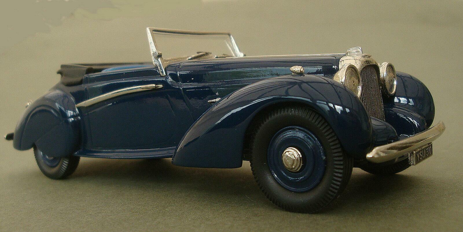 1939 lagonda v12 vantage lansdowne modelle fallen é kopf.