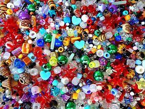 3 pounds assorted plastic beads mix bulk decorative arts for Bulk arts and crafts