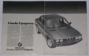Advert-Pubblicita-1982-BMW-520i-SERIE-5-E28