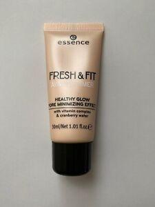 Essence Fresh Fit Awake Primer Healthy Glow Pore Minimalizing