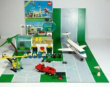 LEGO Classic Town International Jetport 6396 Vintage Set LEGOLAND
