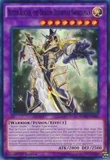 Buster Blader The Dragon Destroyer Swordsman BOSH-EN045 1st Secret Rare NM