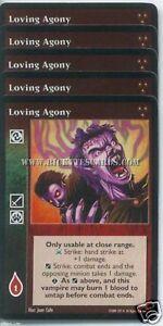 Loving Agony x5 HttB