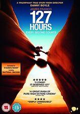 127 Hours (2011) James Franco, Kate Mara, Amber Tamblyn NEW SEALED UK R2 DVD