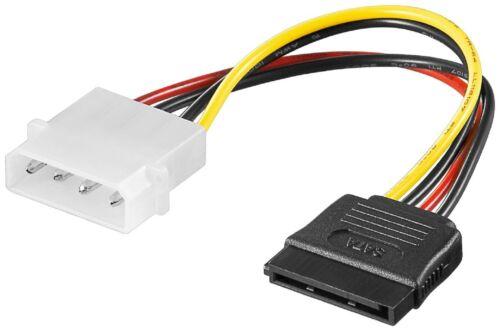 Adattatore di alimentazione Molex 4pol a SATA #k071 elettricità