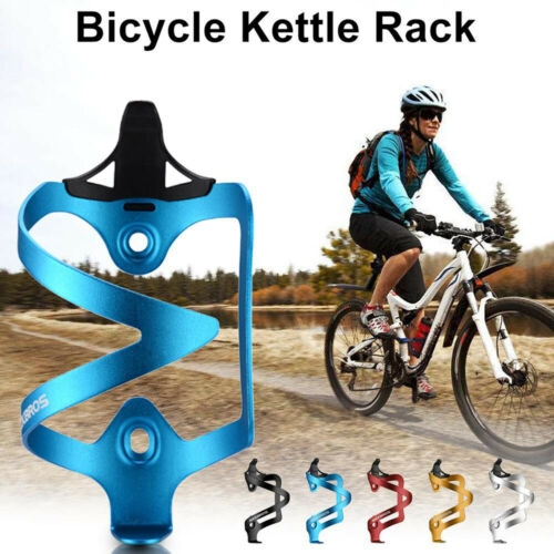Bicycle Water Bottle Cage Drink Cup Holder Rack Mountain Bike Cycling MTB Part.