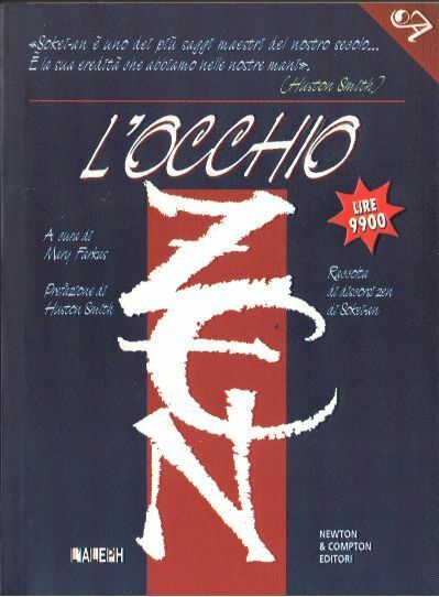 L'OCCHIO ZEN, raccolta di discorsi zen di Sokei-an, a cura di Mary Farkas
