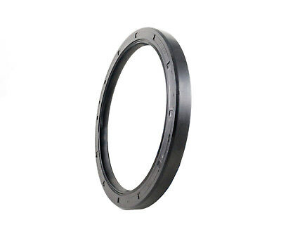 Oil Seal 15X24X5mm TC EAI Double Lip w// Spring Metal Case w// NBR Coating