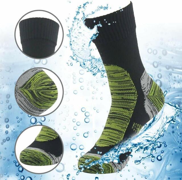 SGS Certified Layeba 100/% Waterproof Breathable Socks Unisex Outdoor Sports Hiking Trekking Skiing Socks 1 Pair /& 2 Pairs