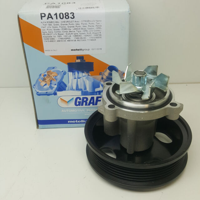 Graf PA620 Pompa Acqua