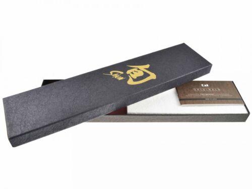 KAI Shun DM-0700 Officemesser Allzweckmesser Küchenmesser Damaszener Stahl 9 cm