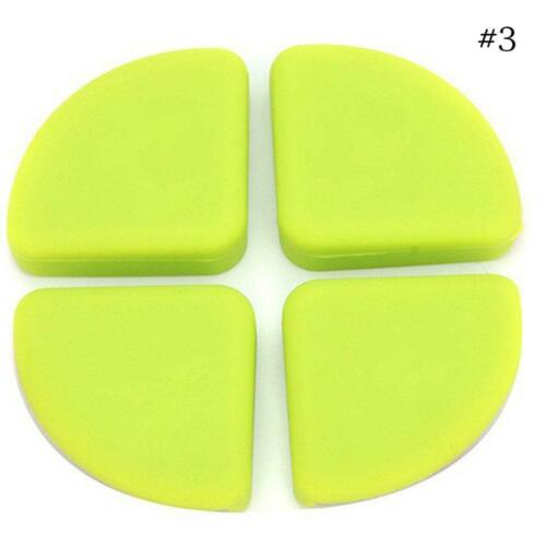 4x Eckenschutz Kantenschutz Glastisch Kinder Baby Tischkantenschutz Schutze L9M7